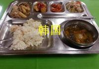 """同樣是""""大學食堂"""",日本太樸素,韓國沒胃口,看到中國:實在"""