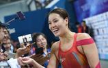 泳壇名將傅園慧,是你喜歡的運動員嗎?為什麼?