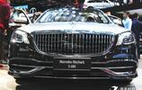 車展最豪S級——邁巴赫S680