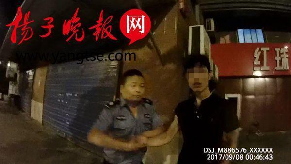 六旬夫妻深夜遭遇蒙面持刀搶劫 激烈抵抗後竊賊逃竄當場被擒