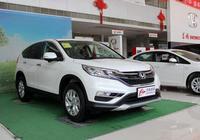 本田CR-V是一款價格實惠,經典的SUV-值得關注
