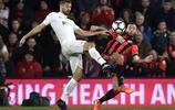 足球——英超聯賽:伯恩茅斯勝斯旺西
