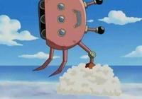 海賊王:最厲害的六隻帝皇蟹,一隻重創了五皇,一隻是索隆的師傅