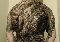 紋身圖案推薦 3.傳統風格紋身