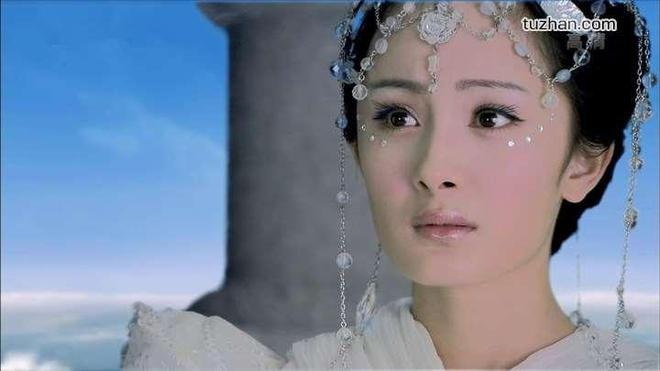 楊冪的古裝大全圖片,仙氣飄飄的白淺、可愛調皮的晴雪.......