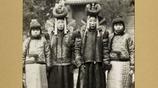 老照片,法國軍官拍攝的蒙古族女人,用今天眼光看沒一個是美女