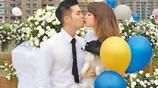 臺灣身價上億小夥娶了烏克蘭名模,連周杰倫都直接找她拍攝MV