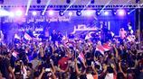 伊拉克民眾舉辦音樂會慶祝摩蘇爾全面解放