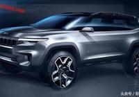 jeep發佈新款SUV概念車——雲圖