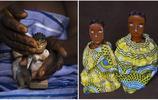 實拍非洲小部落駭人習俗:為夭折孩子做木偶,謀取同情和捐款