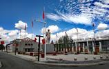 這裡曾是青海最出名的一個農場,如今卻成為特色小鎮,依然美麗