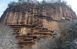 石窟的本來面目,1957年的麥積山石窟