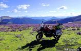 一天跨越三山五縣行駛600公里,雅江到左貢有一段極具挑戰的騎行