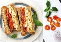 三明治這樣吃不會胖~動手做羅勒鮮蝦三明治!