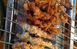 洛陽龍鱗路傻子張大盤雞水席扣碗店人氣旺,點一桌硬菜吃美喝美!