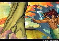 神話傳說:祝融之子共工為什麼怒撞不周山致使天塌地傾,江水東流