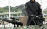 國產QJB95班用機槍,據說該槍很適合駐港部隊的配用武器!