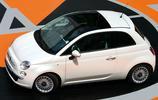 汽車圖集:全新菲亞特Fiat500
