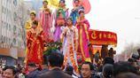農曆正月底,河南道口古會的這些表演,是百萬人的狂歡