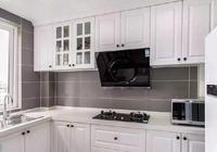 以後買了房,廚房一定要照這樣裝,漂亮又實用,不管多久都不過時