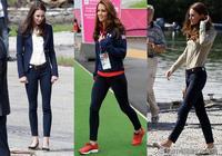 學學凱特王妃、西班牙王后穿闊腿褲,時髦又氣質!梅根穿出潮流範