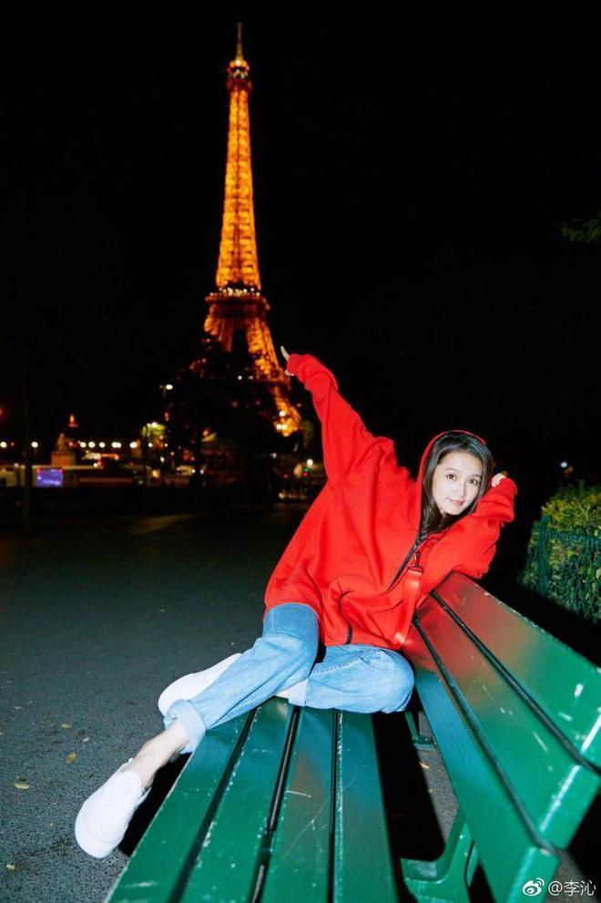 匆匆巴黎行 李沁 你不回家過中秋嗎 真辛苦了