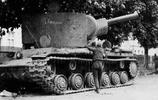 一輛可以抵擋一個師,說傳奇還是破銅爛鐵——kv2重型坦克
