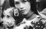 """老照片:年輕時的""""法蘭西第一美人""""伊莎貝爾·阿佳妮"""