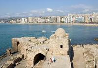 黎巴嫩之旅:十字軍城堡