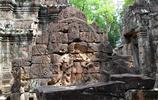 難忘的旅途 塔遜寺 雕刻都保存的比較完好女神姿態優美表情豐富