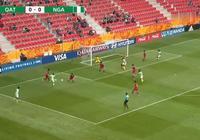 亞洲盃新冠軍,青年隊卻在世青賽首戰崩盤,慘遭非洲第4名血洗!