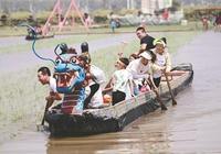 泥地賽龍舟