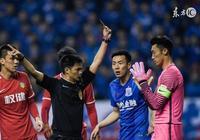 有球迷路上向秦升出示紅牌,秦升妻子這話反擊的太硬氣!