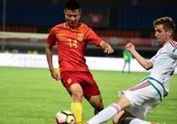 """中國足球未來希望:01後""""國青小將""""中超破門,下一個武磊?"""