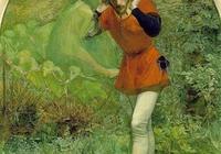 世界油畫經典:約翰·埃弗裡特·米萊斯 作品選