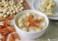 百合食光|百合花蓮子雙米粥