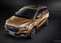 君馬S70定位中型SUV,有望12月正式上市