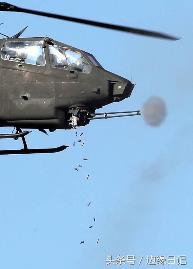 韓國空軍直升機駕駛員選拔:通過比賽組建直升機攻擊部隊