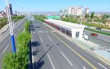 你好!呼和浩特 5月23日 呼和浩特北二環快速路航拍圖