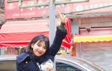 劉濤開心向大家分享自己的家鄉 我就是在大士院吃著白糖糕長大的
