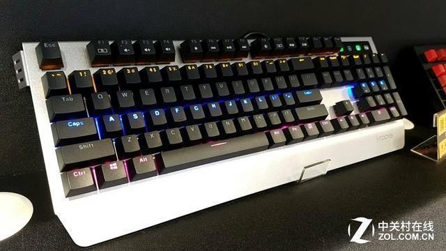 Computex2017:i-Rocks外設驚豔臺北