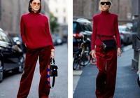 """女人過了50歲,多穿3個""""顏色""""衣服,咋看都像三四十歲!"""