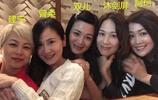 韋小寶5個老婆20年後聚餐,陳小春被應採兒降服,不敢露面