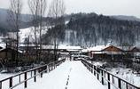 這裡著名的旅遊方式是東昇—雪鄉穿越