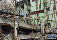尼日利亞一建築倒塌