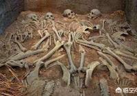 商朝殉葬坑裡血淋淋的屠殺,為何這樣大規模的人殉史冊上卻找不到記載?