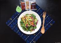 夏日減肥沙拉#丘比沙拉汁#