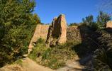 原國務院副總理康世恩的故鄉——懷安縣田家莊村的古城牆實拍