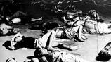 老照片:日本戰後無家可歸的流浪漢 餓死凍死都屬自作自受