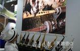 文博會上的龍口特產:粉絲,紅酒,管樂器